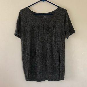 Grey Arrow Loose Tee shirt